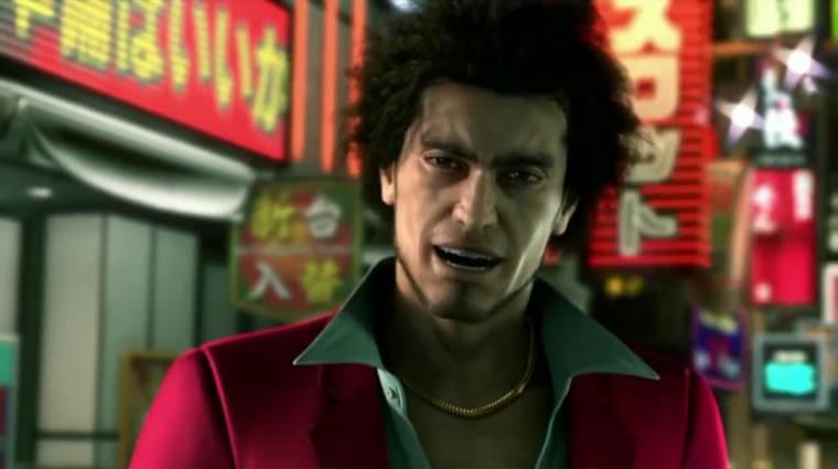Hamarosan új infók érkeznek a következő Yakuza játék kapcsán bevezetőkép