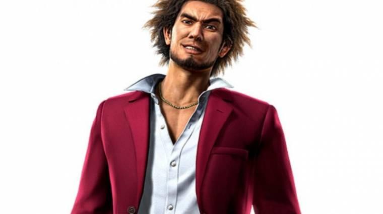 Nemsokára bemutatják a legújabb Yakuza játékot bevezetőkép