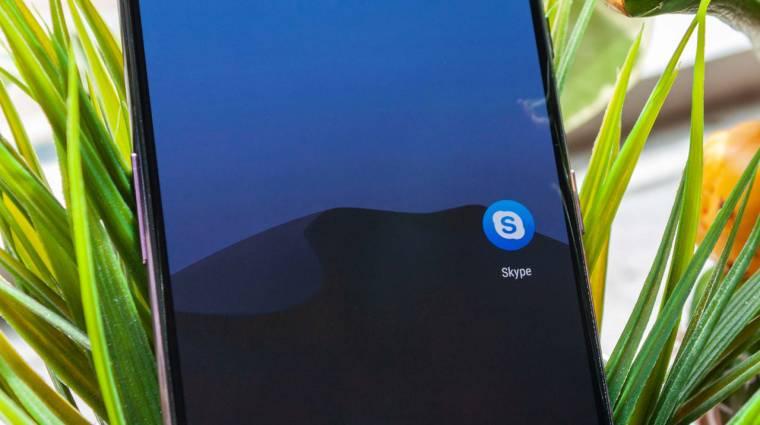 Megújult a mobilos Skype kép