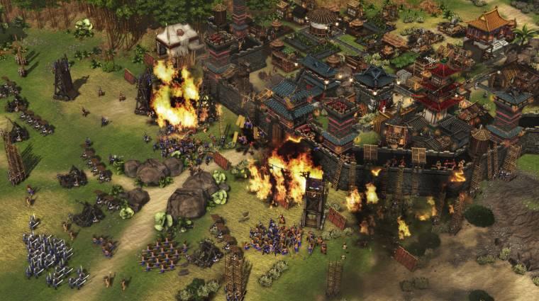 A Stronghold: Warlords-ban akár tigrisekkel is védhetjük a várunkat bevezetőkép