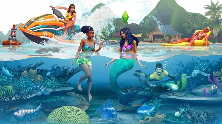 EA Play 2019 - trópusi szigetre visz a The Sims 4 új kiegészítője bevezetőkép