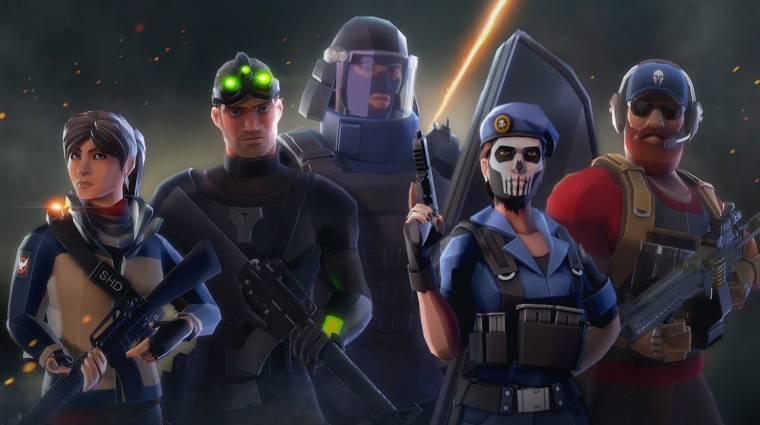 E3 2019 - mobiljátékban állnak össze a Tom Clancy univerzum hősei bevezetőkép