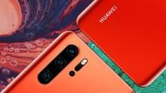 Új színben érhető el a Huawei P30 sorozata kép