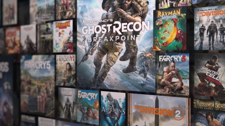 E3 2019 - a Ubisoft is elindítja saját előfizetéses szolgáltatását, a Uplay+-t bevezetőkép