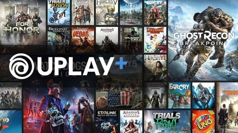 Több mint 100 Ubisoft játékot játszhatunk teljesen ingyen egy héten keresztül bevezetőkép