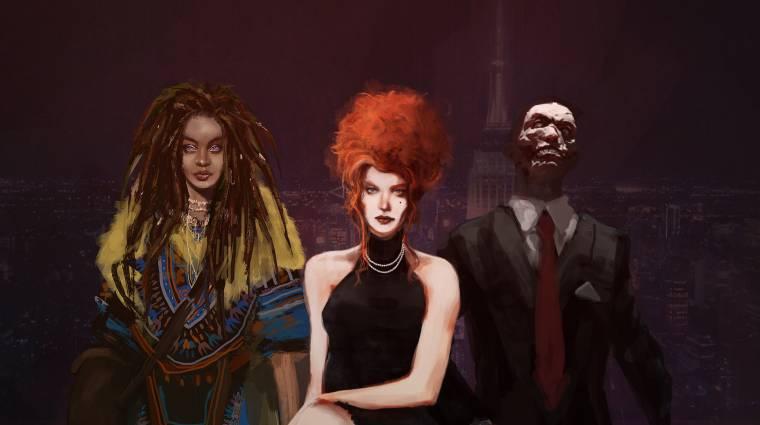 A Vampire: The Masquerade rajongók most elharapnák a fejlesztők torkát bevezetőkép