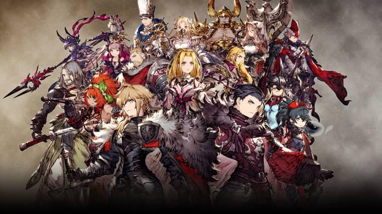 War Of The Visions: Final Fantasy Brave Exvius - megjött az új mobilos Final Fantasy első trailere bevezetőkép