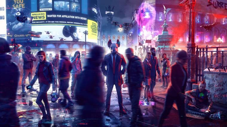 A Watch Dogs: Legion sem úszta meg ray tracinges előzetes nélkül bevezetőkép