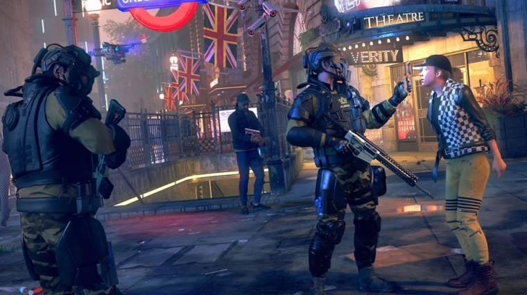E3 2019 - félórányi Watch Dogs Legion gameplay érkezett bevezetőkép