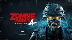 E3 2019 - brutális trailert kapott a Zombie Army 4: Dead War kép