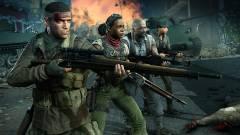 Zombie Army 4 - ütős videón a játékmenet kép