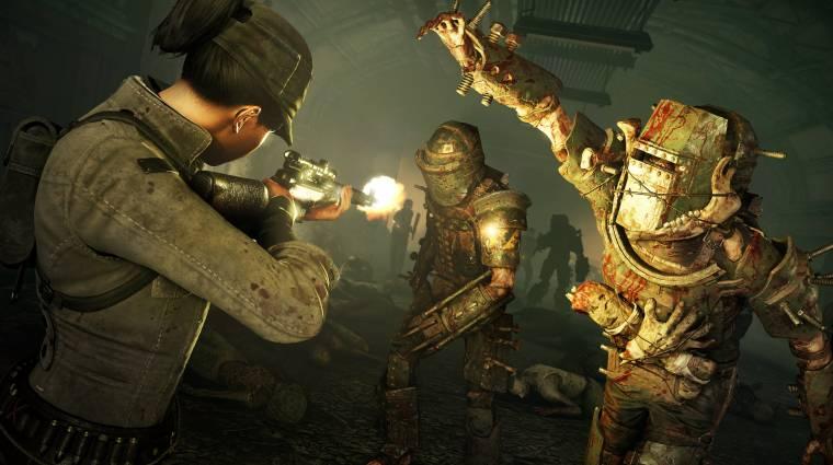 Zombie Army 4: Dead War - jövő februártól újból irthatjuk a zombikat bevezetőkép