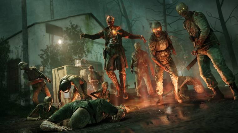 Egy videóban minden, amiért fantasztikus lehet a Zombie Army 4: Dead War bevezetőkép