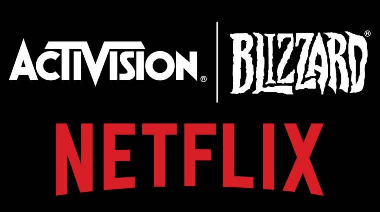 Az Activision Blizzard beperelte a Netflixet bevezetőkép
