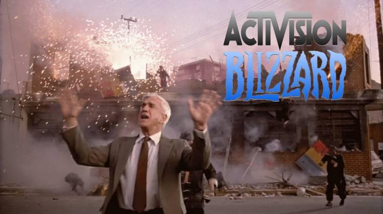 Az Activision vezetője reagált a tőzsdefelügyelet nyomozására bevezetőkép