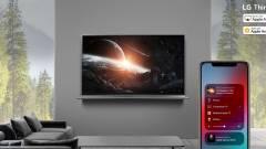 Apple HomeKit keretrendszer az LG tévéken kép