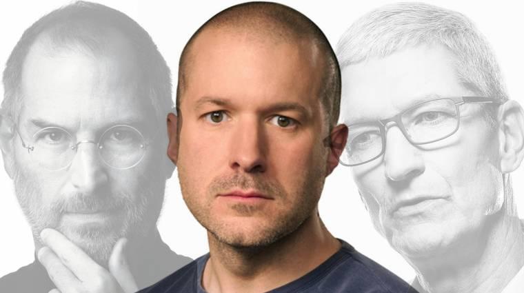 Már minden szinten lelépett az Apple sztárdizájnere kép