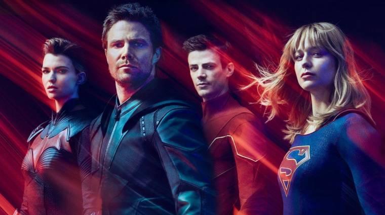 Trailert kapott a Zöld Íjász, a Flash és a Supergirl folytatása is kép