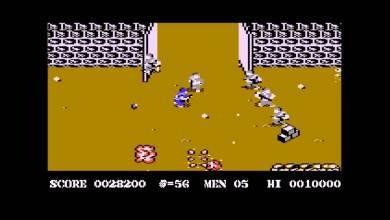 Pacifista Commando - hogyan lehet lövés nélkül végigvinni egy retro lövöldözős játékot?