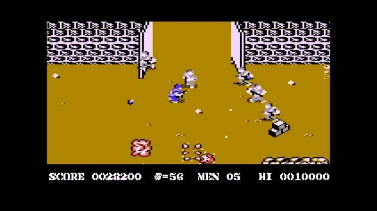 Pacifista Commando - hogyan lehet lövés nélkül végigvinni egy retro lövöldözős játékot? bevezetőkép