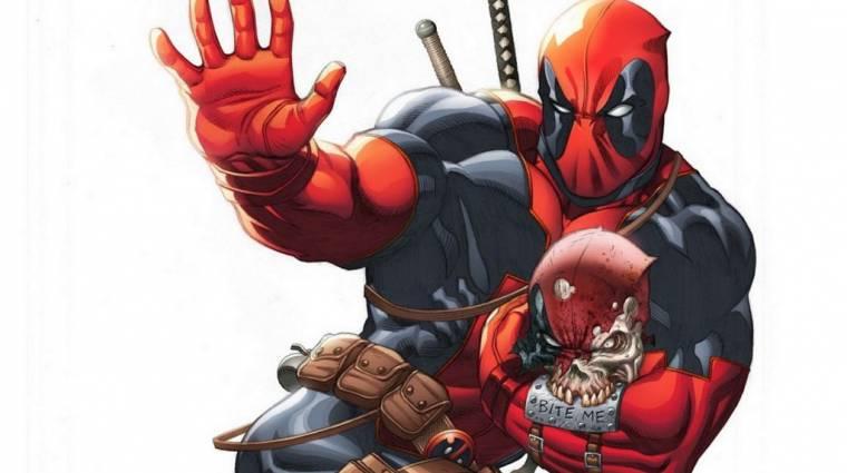 Deadpool: Zsémbes zsoldos - Képregénykritika kép