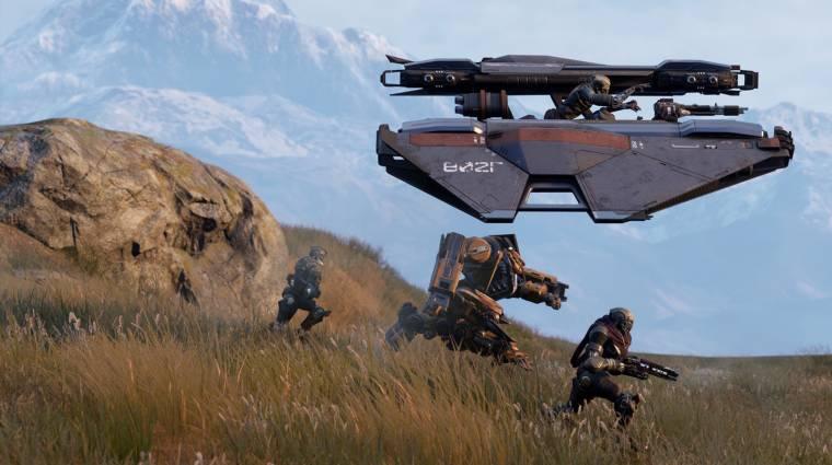 Ilyen lesz a Halo egyik alkotójának új sci-fi lövöldéje bevezetőkép