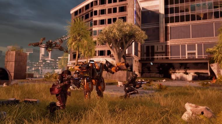 Nyáron jön a Disintegration, ami kicsit Destiny, kicsit Halo bevezetőkép