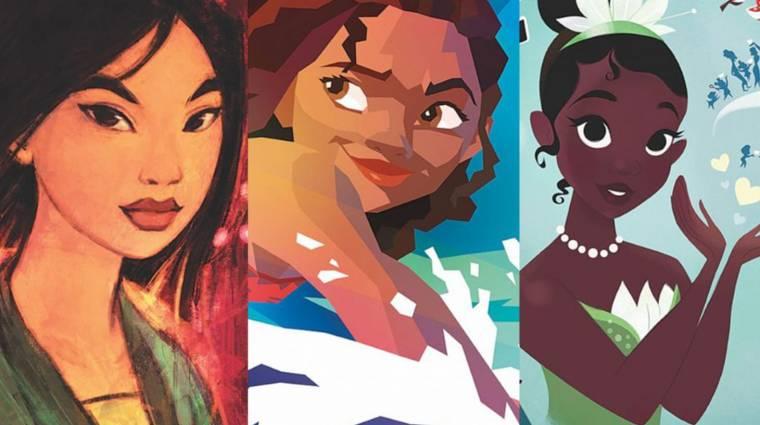 Napi büntetés: már felhívhatod a Disney hercegnőket is, akik örömmel cseverésznek veled bevezetőkép