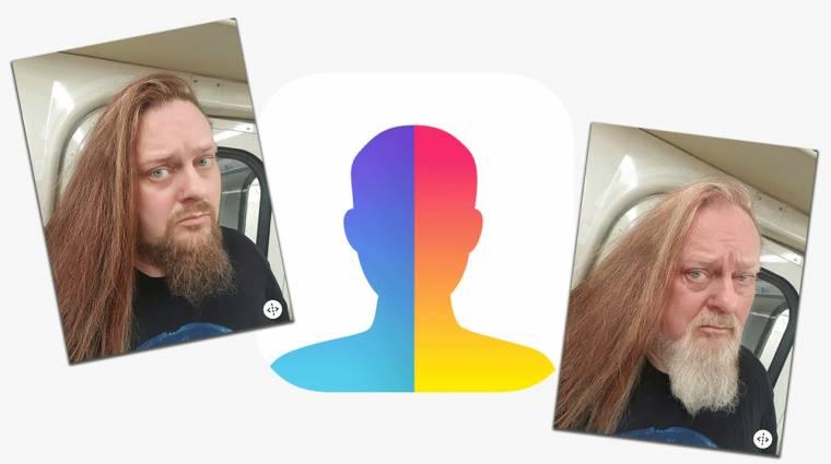 Vigyázat, minden képedet bezsákolhatja a Face App! kép