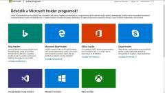 Fontos weboldalt nyitott a Microsoft kép