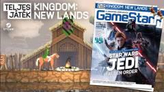 Csillagok háborúja és ajándék királyság 2019/07-es GameStarban kép