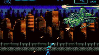A NES korszakot idéző, kifejezetten nehéz rajongói játék készült a John Wick alapján