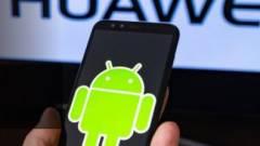 Jóváhagyásra vár a Huawei az Android használatával kapcsolatban kép
