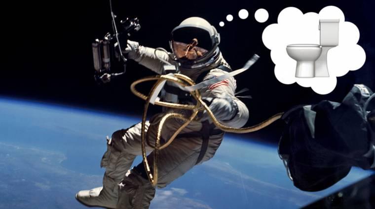 Amit mindig is tudni akartál: hogy pisilnek az űrhajósok? kép