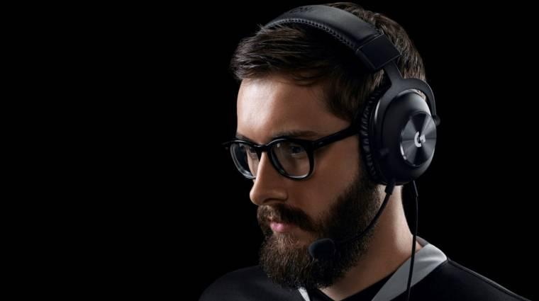 Új Logitech headset érkezik játékosoknak kép