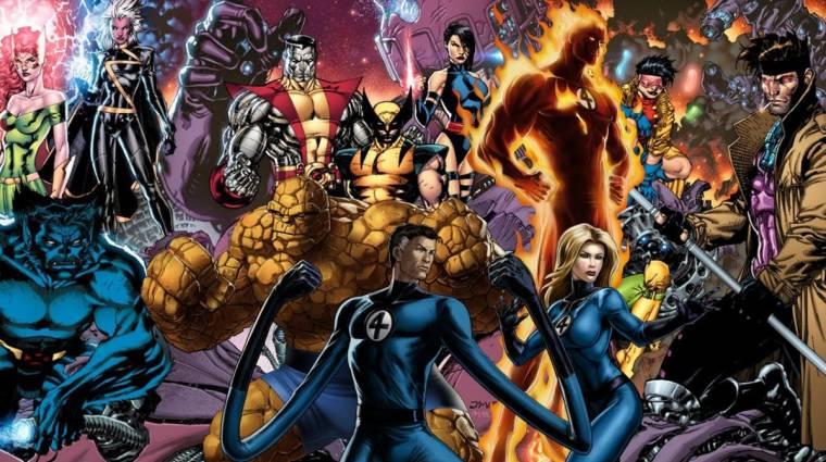 Igazából már a Marvel Filmes Univerzum 5. fázisának filmjeit is bejelentették? bevezetőkép