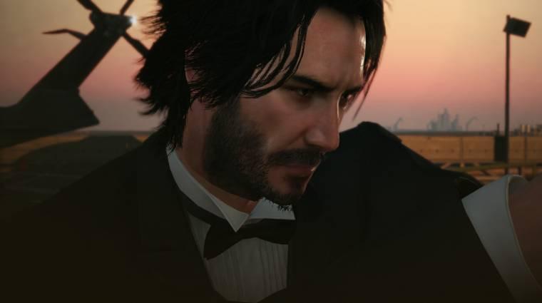 Metal Gear Solid 5 - Keanu Reeves két karaktere is bekerült bevezetőkép