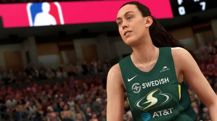 NBA 2K20 - ez minden idők második legrosszabb játéka a Steamen bevezetőkép