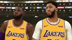 Gamescom 2019 - valódi sztárparádé az NBA 2K20 karrier módjának új trailere kép