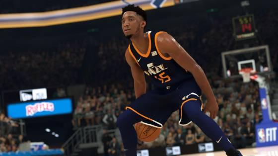 NBA 2K20 infódoboz