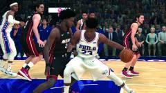 Az NBA 2K20-nek is betett a koronavírus kép