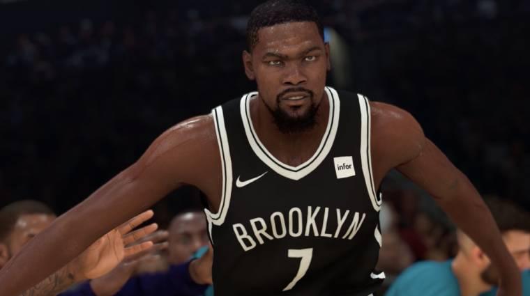 Egy jótékonysági kampány keretében kosarasok csapnak össze az NBA 2K20-ban bevezetőkép