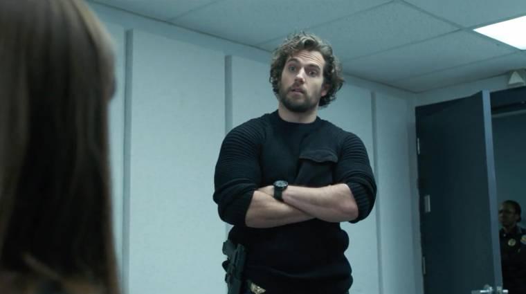 Henry Cavill egy sorozatgyilkossal kerül szembe a Night Hunter trailerében kép