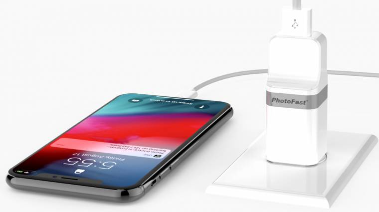 PhotoCube: egy apró kütyü a telefonod legjobb barátja kép