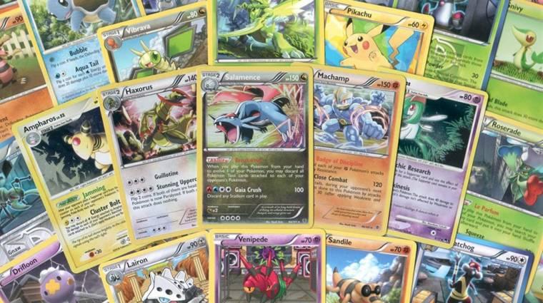 Az első Pokémon kártyacsomag lapjai több mint 100 000 dollárért keltek el bevezetőkép