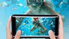Perelik a Samsungot a mobilok vízállósága miatt kép
