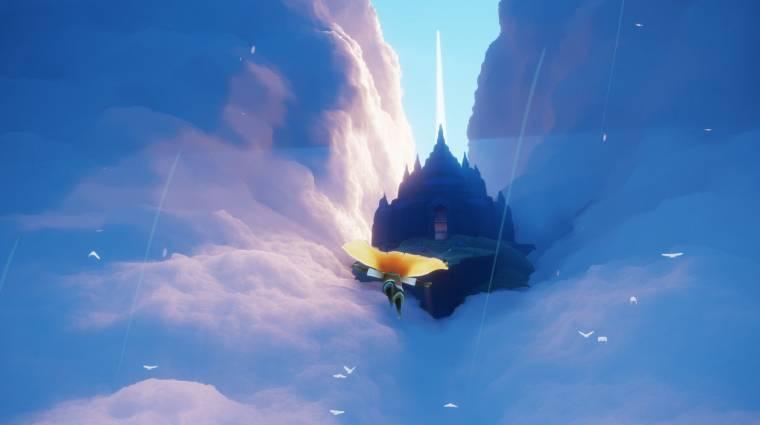 PC-re és konzolokra is jön a Journey fejlesztőinek új játéka bevezetőkép
