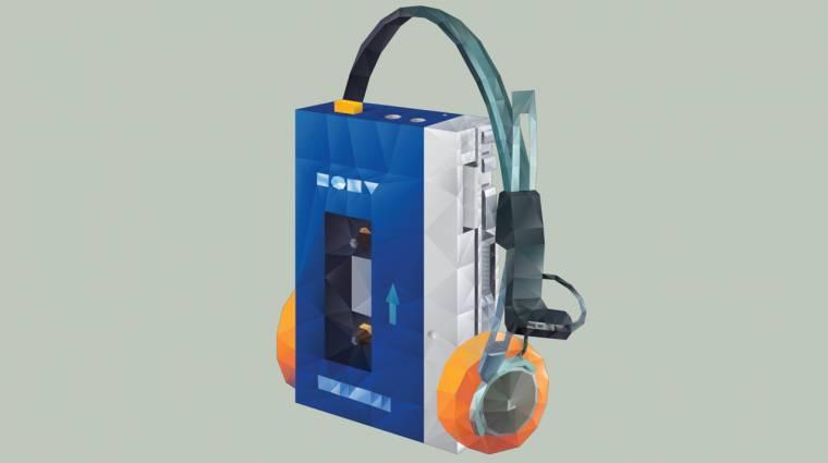 40 éves a Walkman, itt a videó és a történelemóra kép