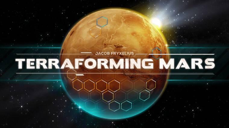 Csődbe ment a Terraforming Mars fejlesztőcsapata bevezetőkép