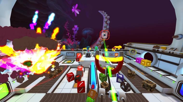 A The Angry Birds Movie 2 VR: Under Pressure-ben egy tengeralattjárót kell irányítanunk a haverokkal bevezetőkép
